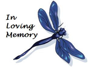 grey street dragonfly memorial